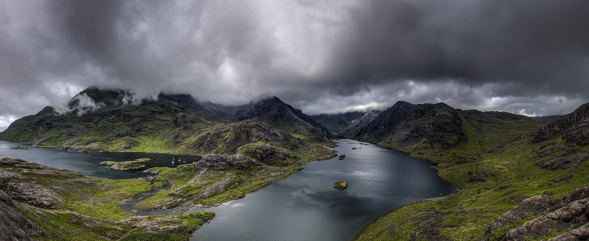 fotografía paisajes formato Panorámico
