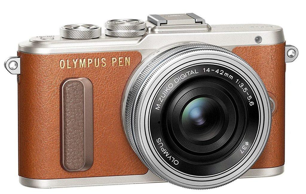 Cámara EVIL Olympus Pen E-PL8