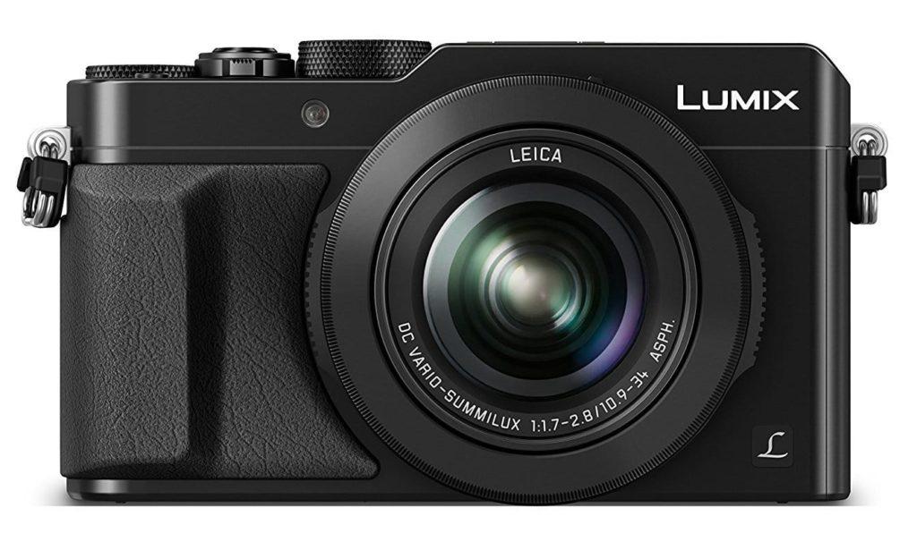 Cámara compacta Panasonic Lumix DMC-LX100EGK