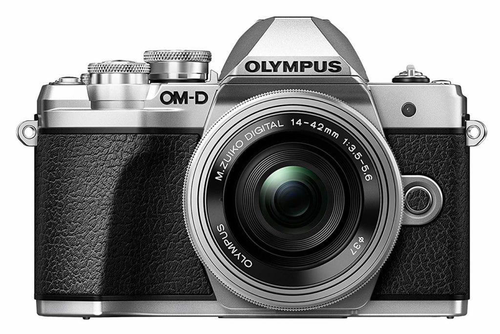 Cámara EVIL Olympus OM-D E-M10 Mark III