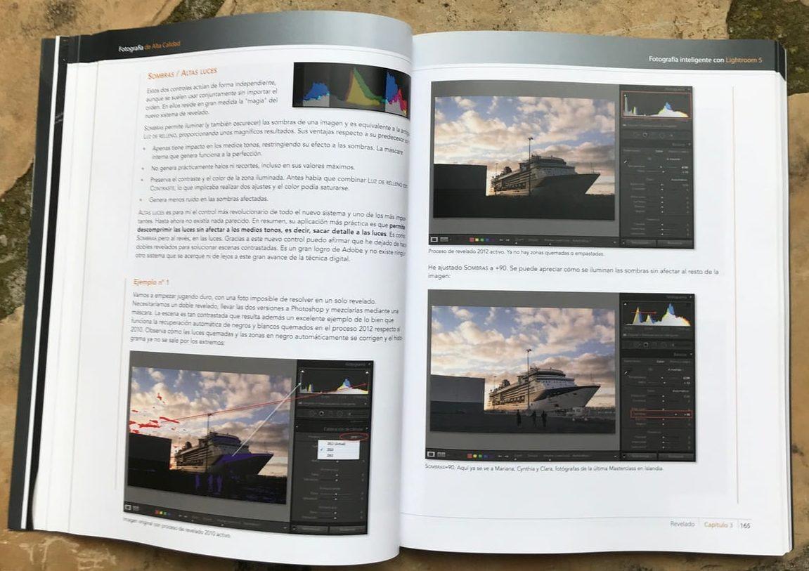 Sombras Libro Fotografía Inteligente con Lightroom 5