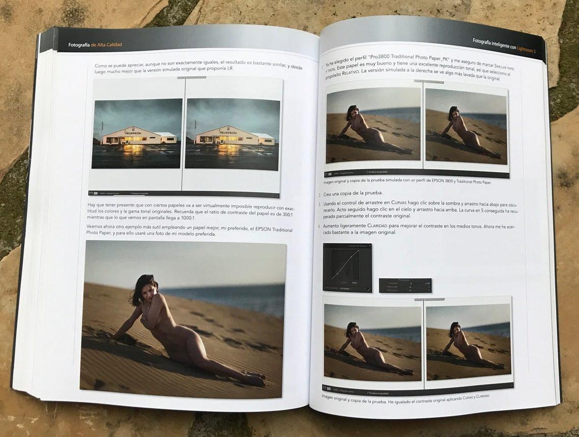 Constraste Libro Fotografía Inteligente con Lightroom 5