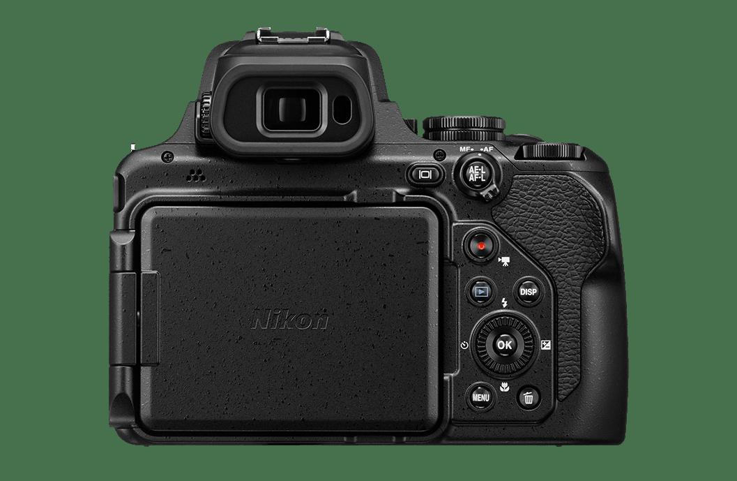 Nikon COOLPIX P1000 pantalla