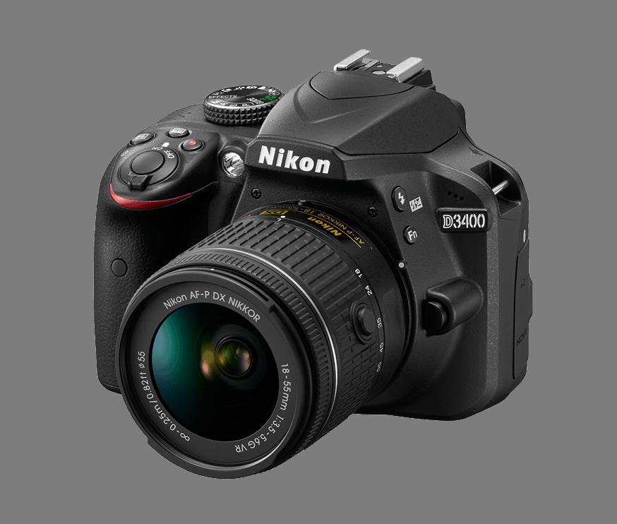 Cámara Réflex Nikon D3400
