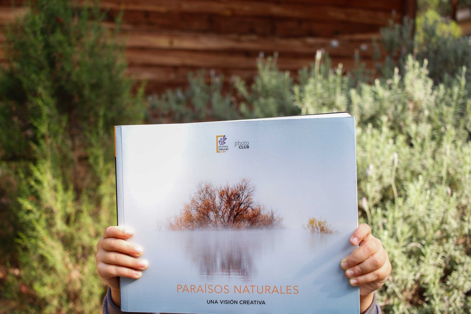 Frontal Libro Paraísos Naturales