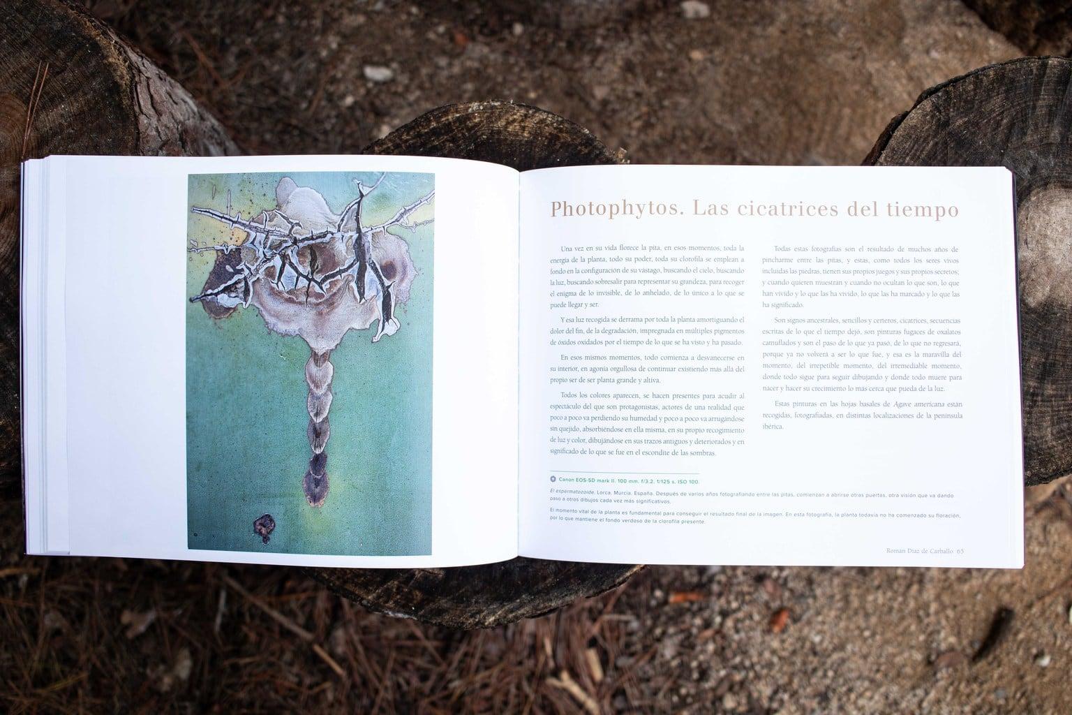 Photophytos Libro Paraísos Naturales