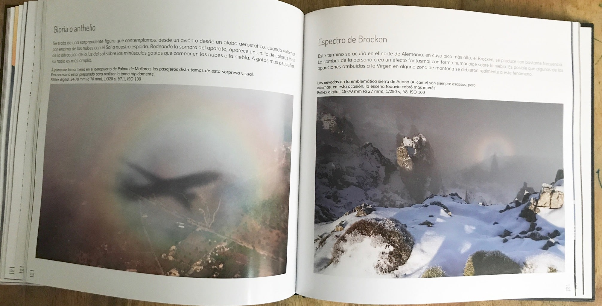 Espectro Libro Fotografiar Con Mal Tiempo