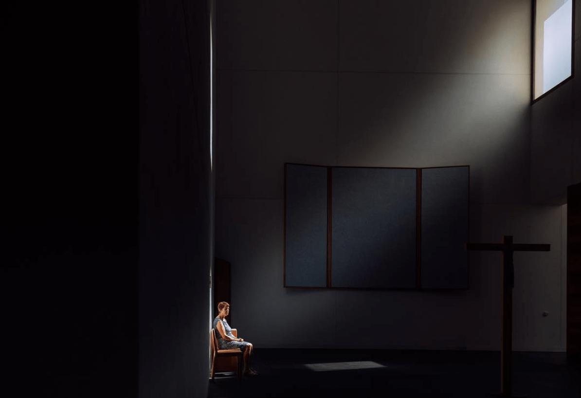 Fotografia minimalista, clave baja