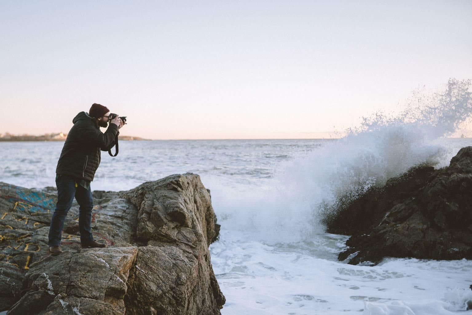 Ejercicio de fotografía