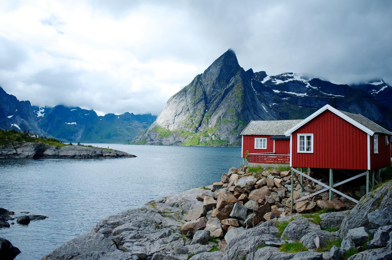 fotografía paisajes Hamnøy
