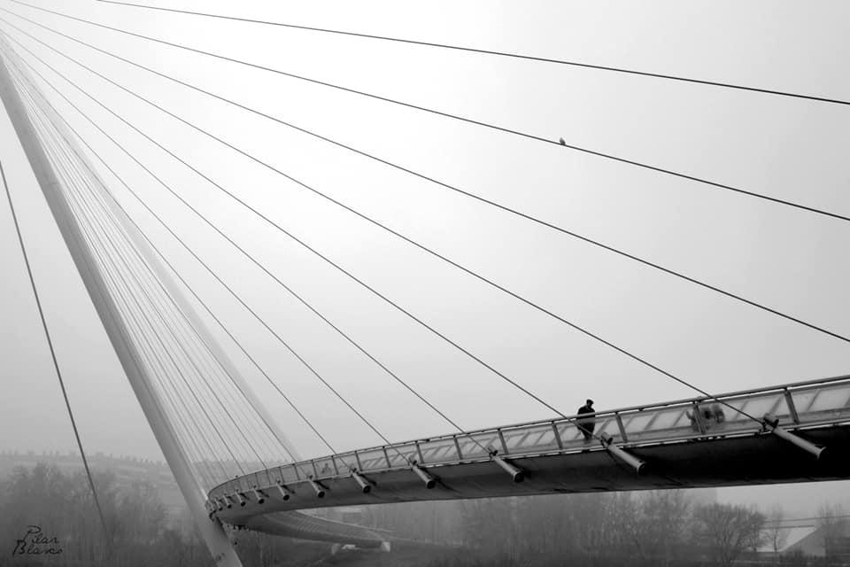 inspiración puente líneas