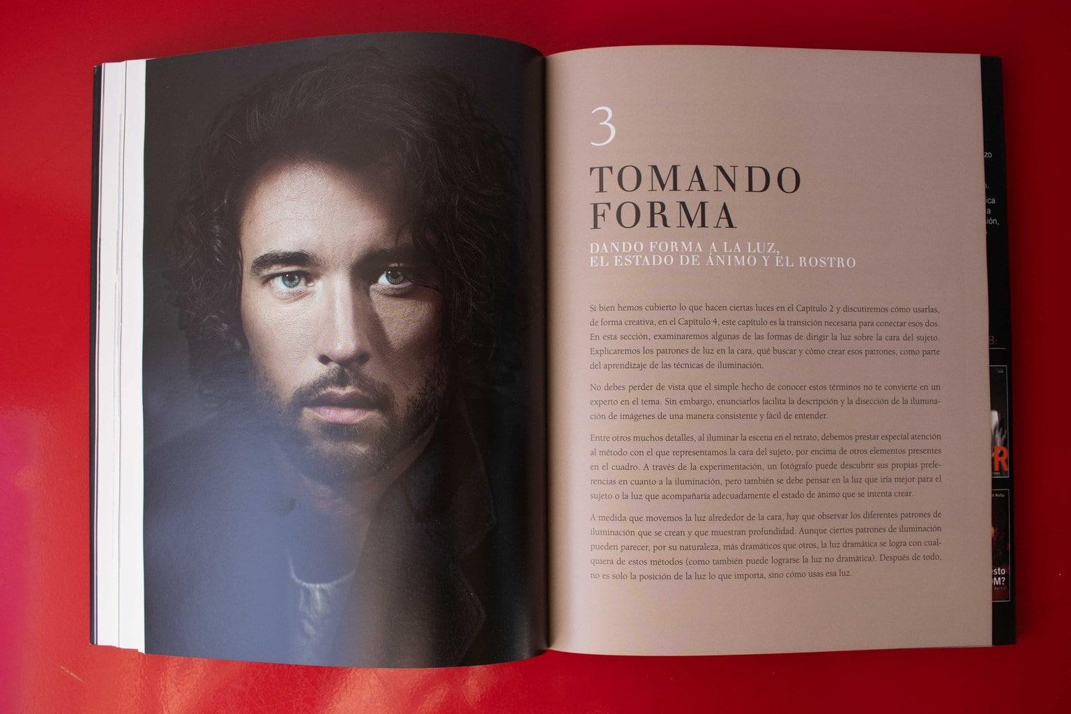 capítulo 3 retrato tomando forma