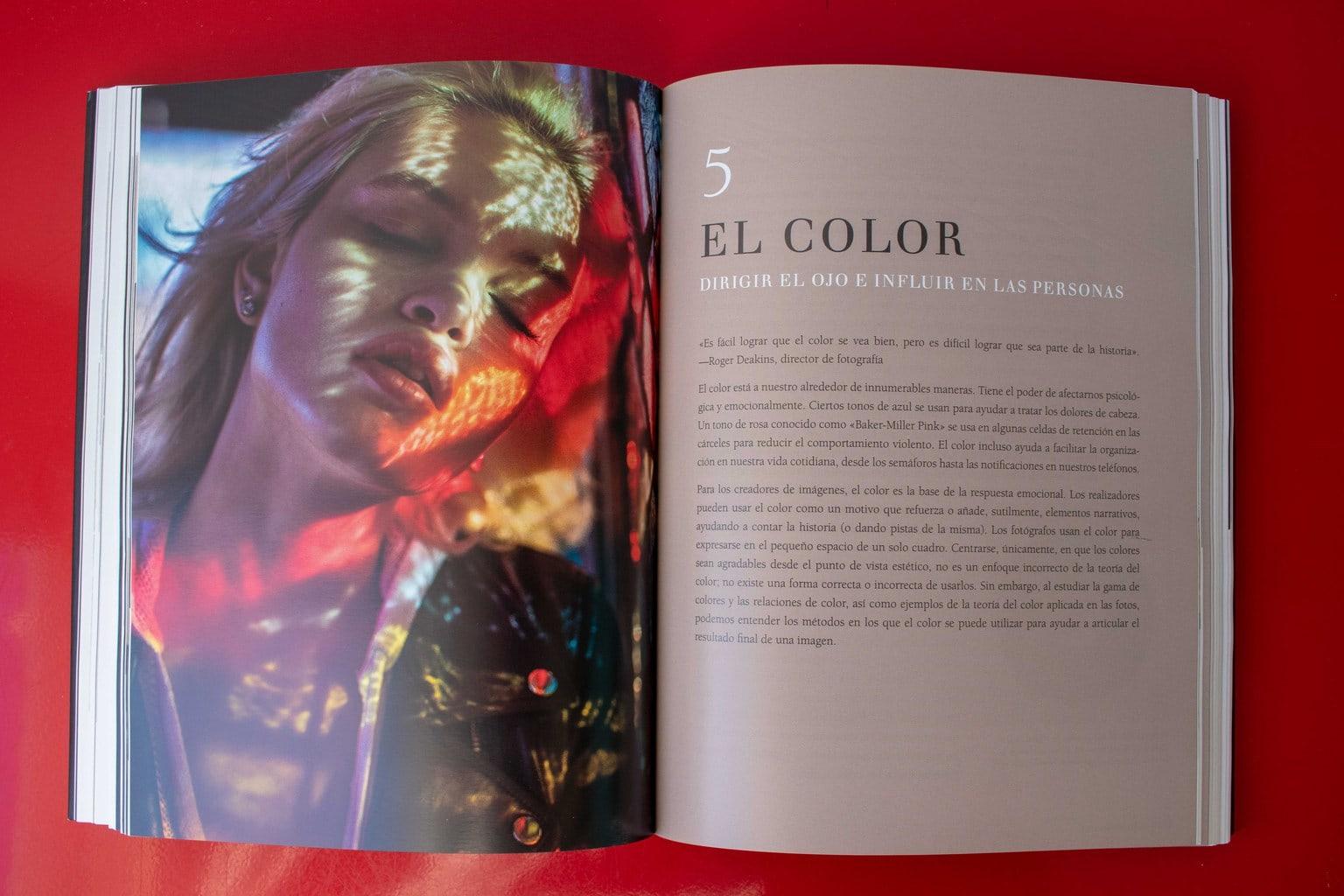 capítulo 5 el color