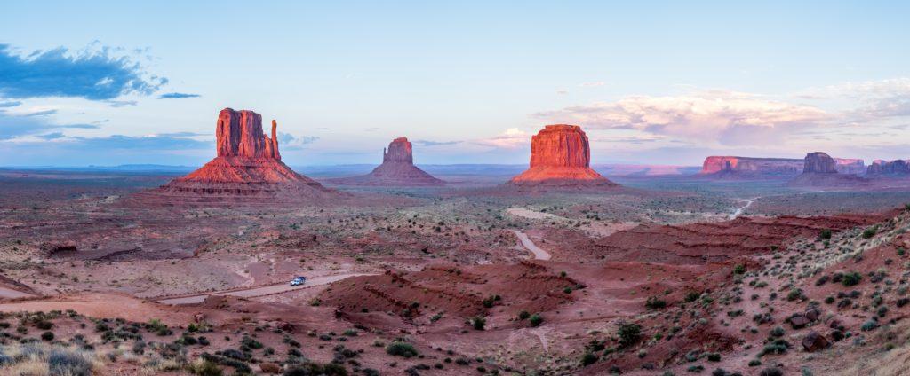 paisaje gran cañón