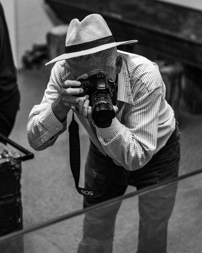 Abuelo fotógrafo