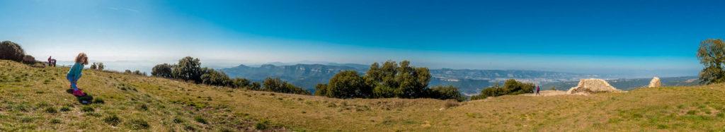 panorámica paisaje prueba