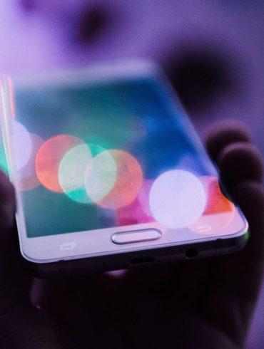 móvil bokeh smartphone