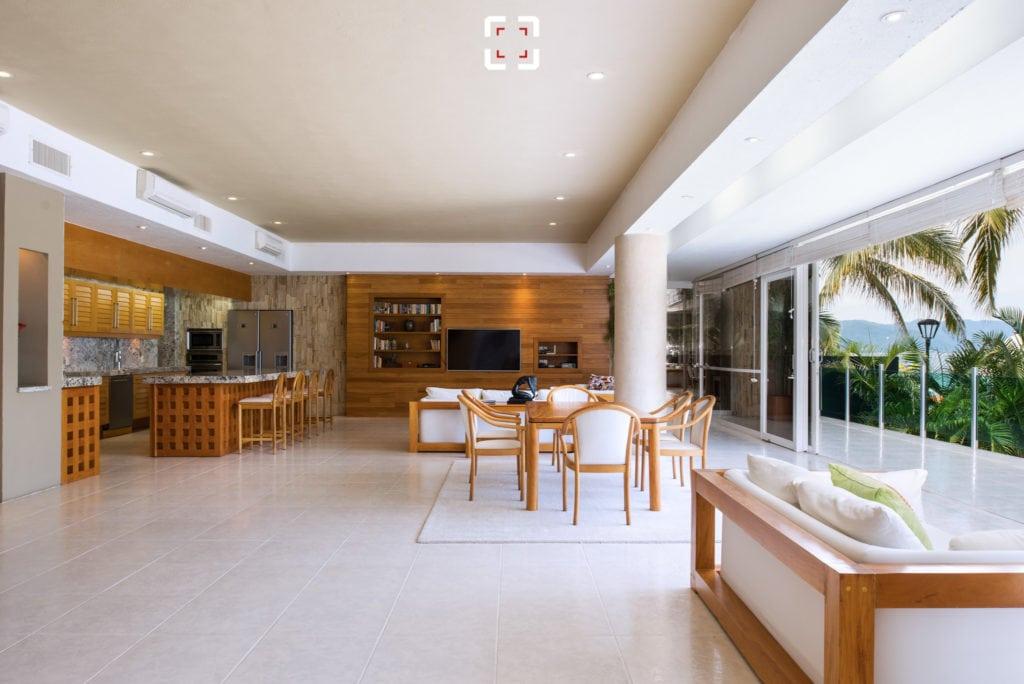 Arquitectura interior con 24mm