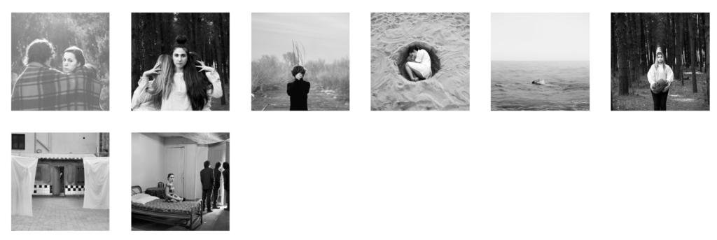 Proyecto fotográfico de Andrea Torres