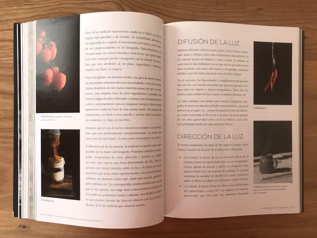 muestra del capítulo 4 del libro foodie