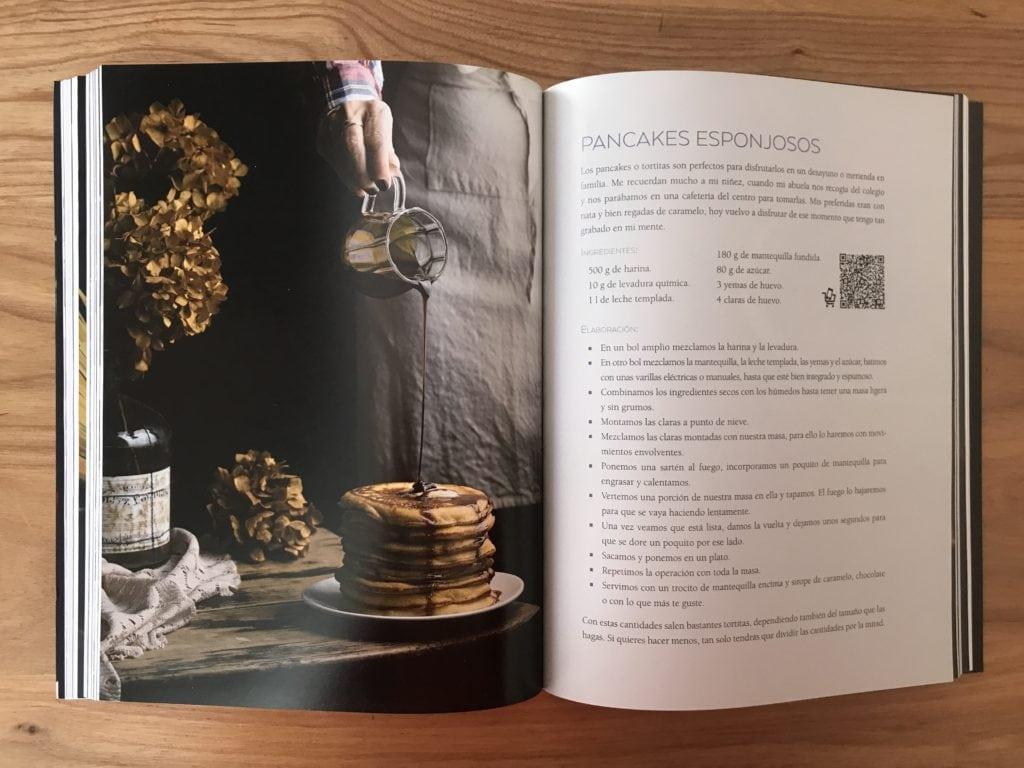 receta del capítulo 6 foodie