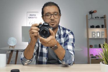 Guía de usuario Canon 1300D