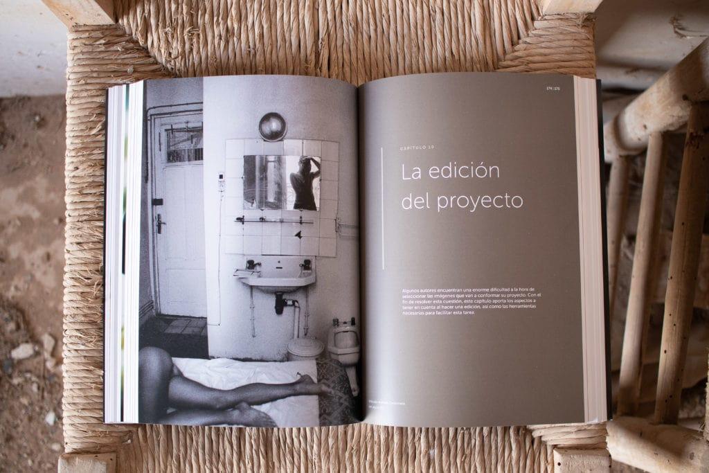 capítulo sobre la edición de un proyecto