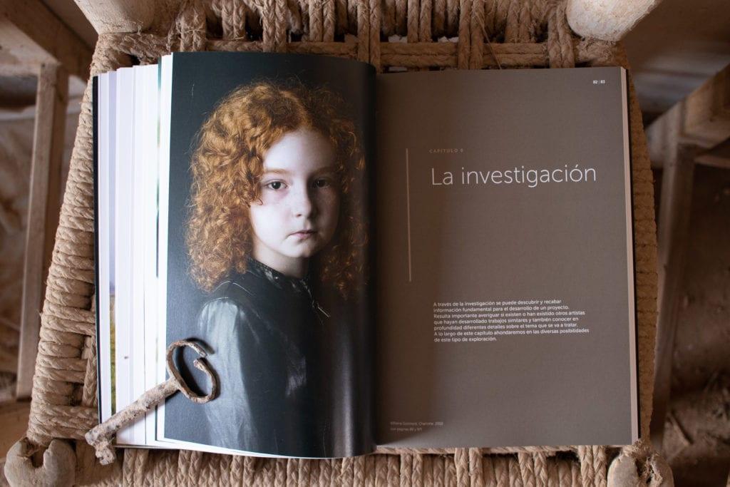 capítulo Investigación libro el Proyecto Fotográfico Personal