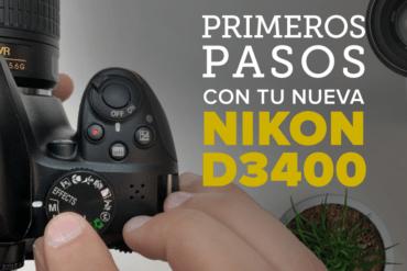 Guía de Usuario Nikon D3400