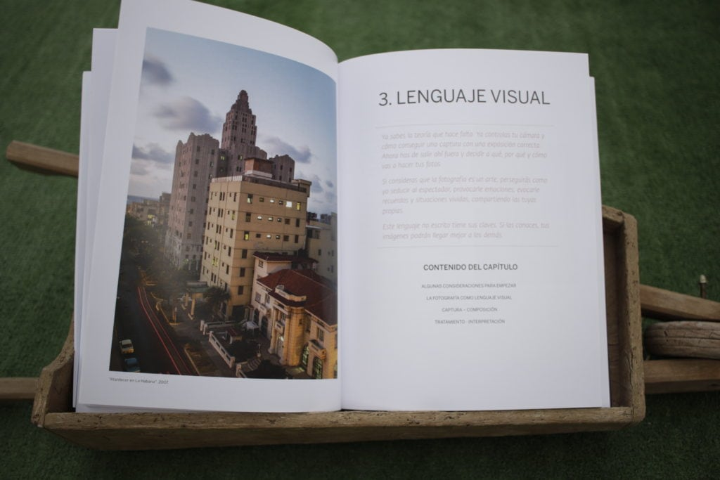 Capítulo 3 sobre el lenguaje visual en Los fundamentos de la fotografía