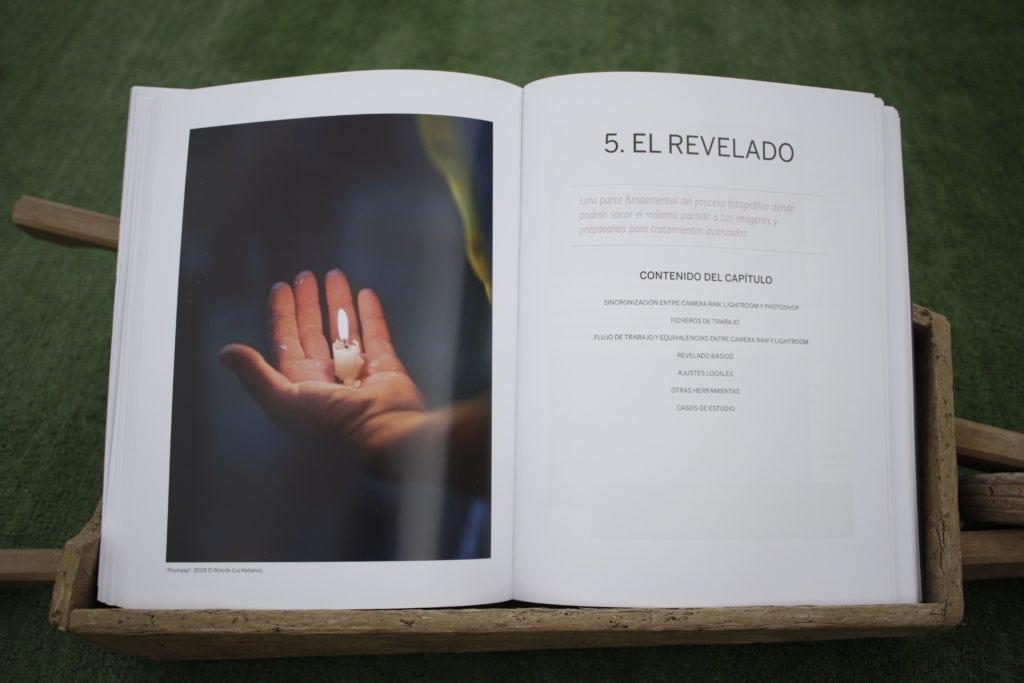 El revelado, quinto capítulo del libro de Mellado