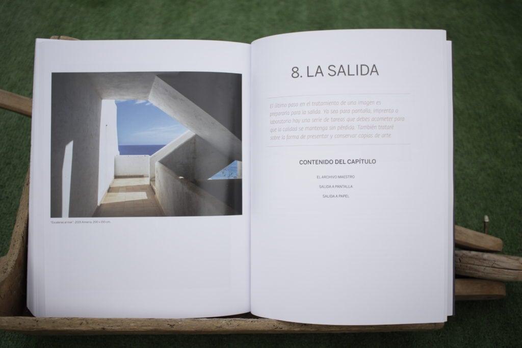 Capítulo 8 del libro de Jose María Mellado, Los fundamentos de la fotografía