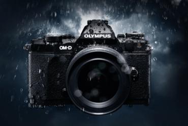 cámara OLYMPUS OM-D E-M5 Mark II