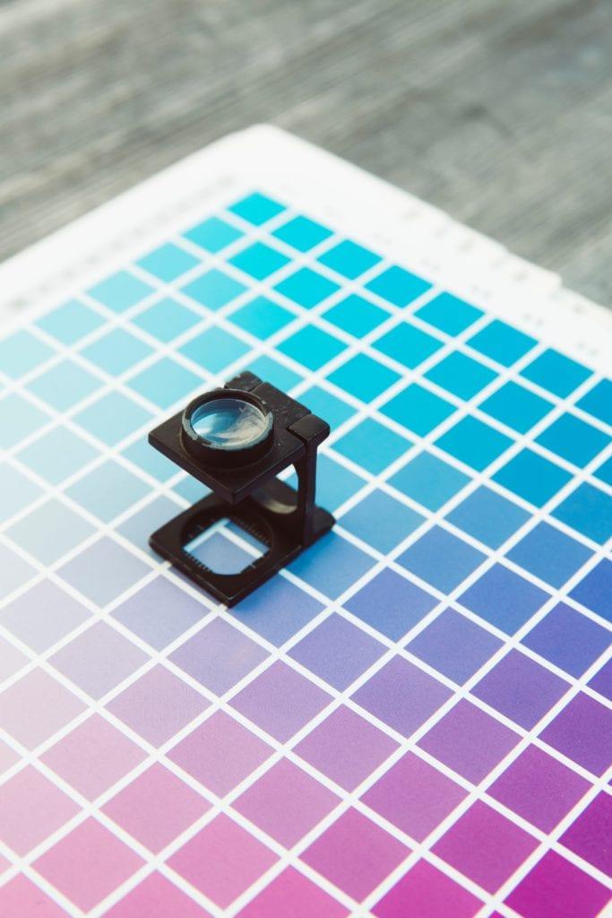 ajustes de color impresión