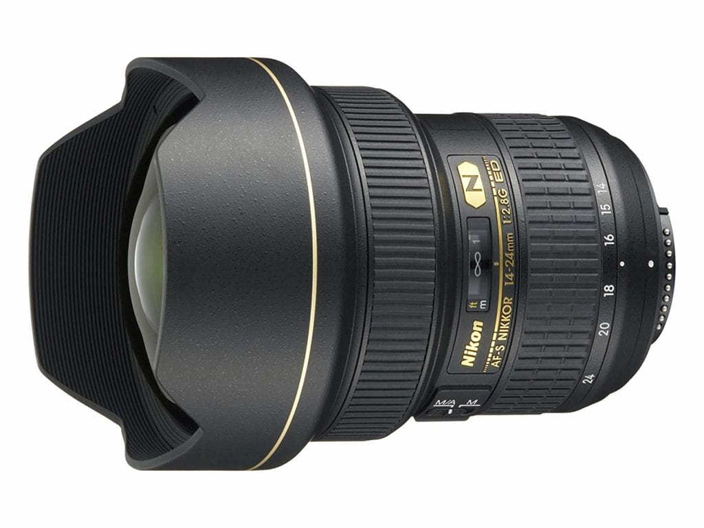 angular de Nikon 14-24mm