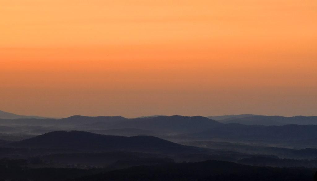 puesta sol nikon d5600