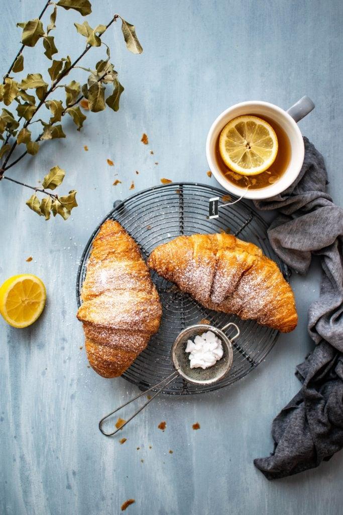 desayuno foto gastronómica