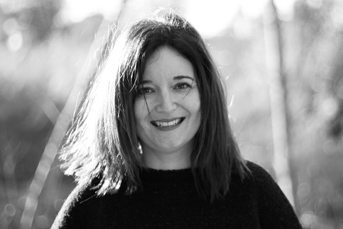 Retrato de la autora Amparo Muñoz