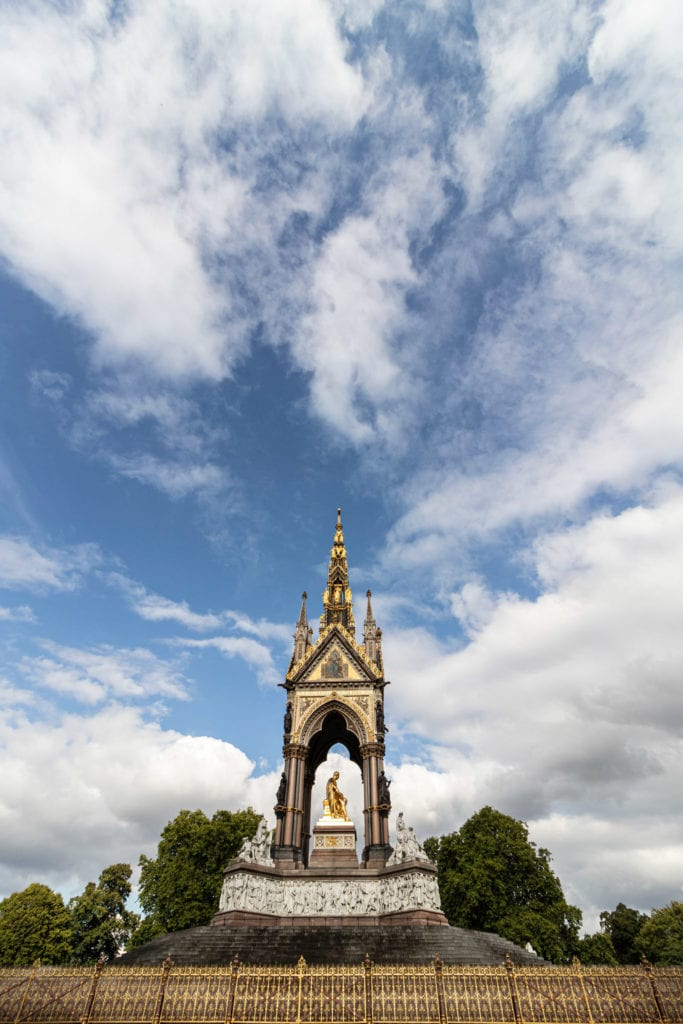 Monumento del Hide Park de Londres