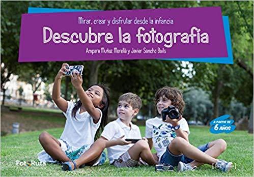 Portada del libro Descubre la fotografía