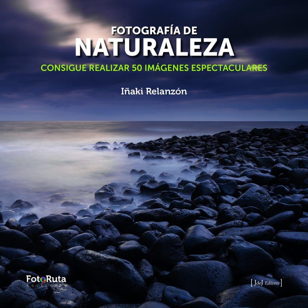 Portada libro naturaleza Iñaki Relanzón