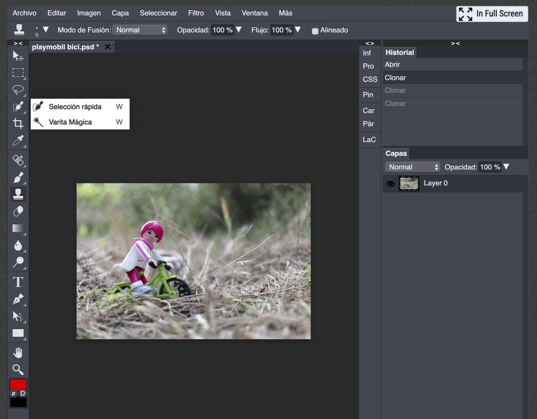 Programa Para Editar Fotos Gratis Alternativos A Photoshop Actualizado