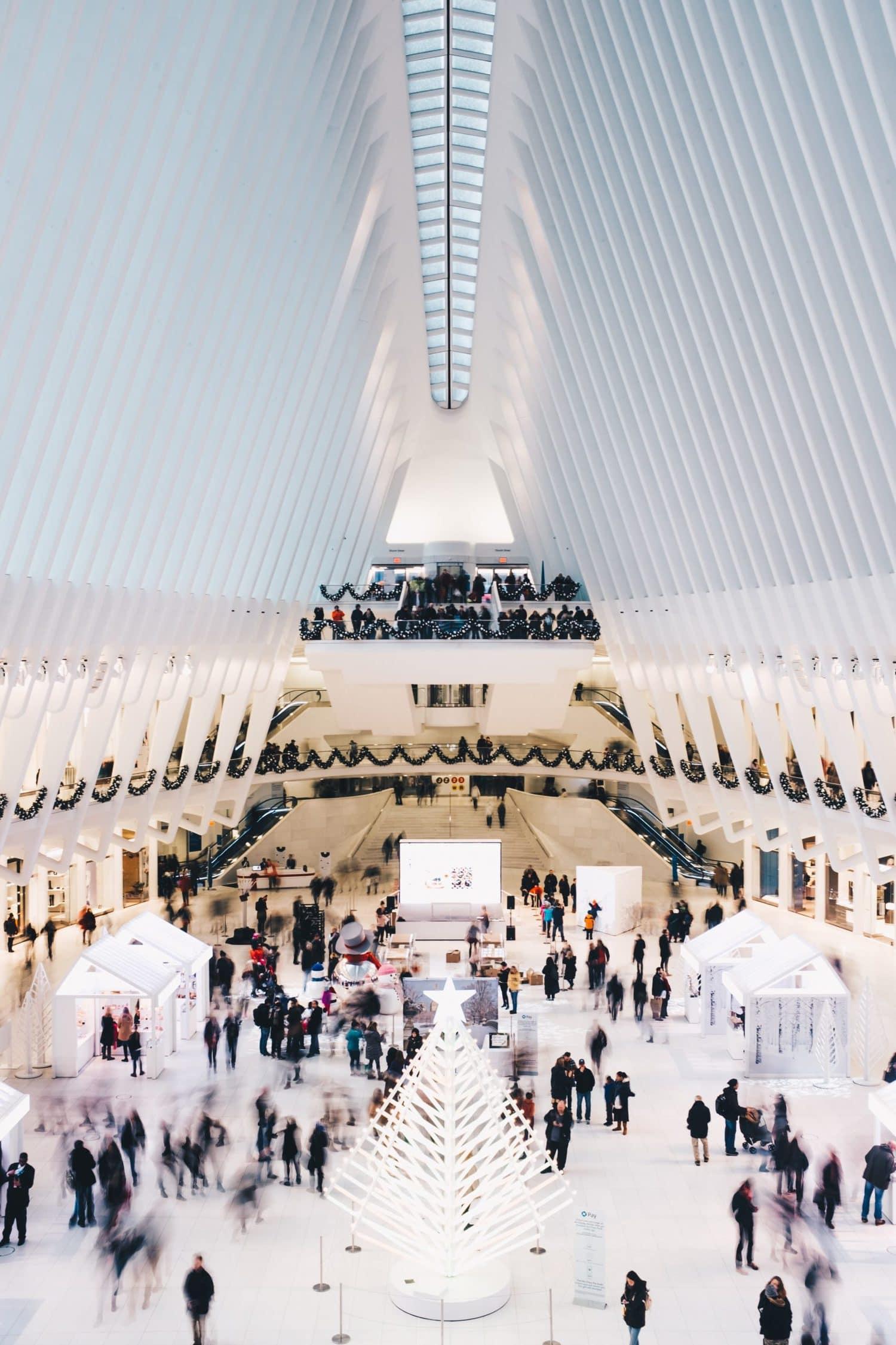 Arquitectura desde interior