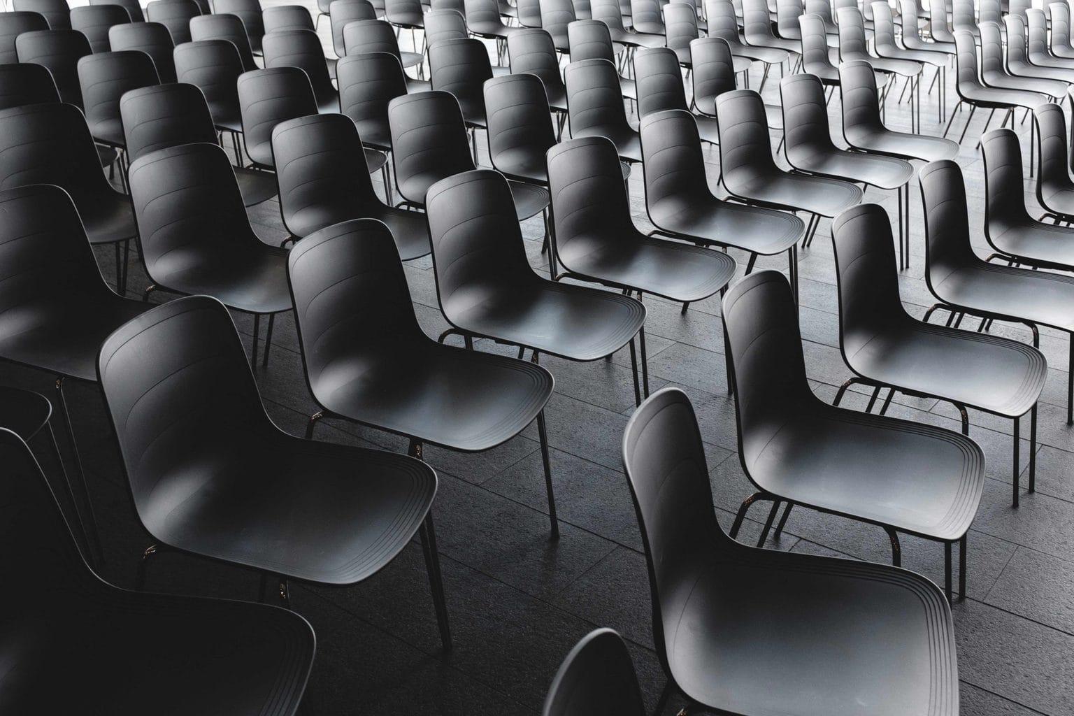 patrones con sillas
