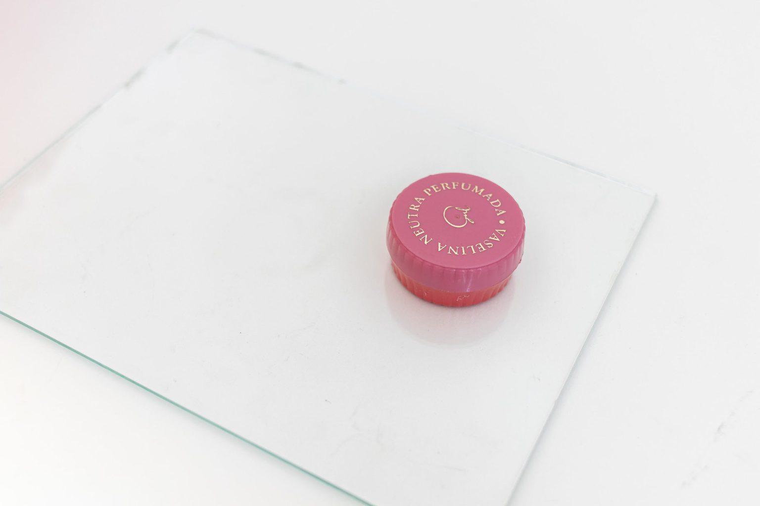 cristal y vaselina para filtro neblina