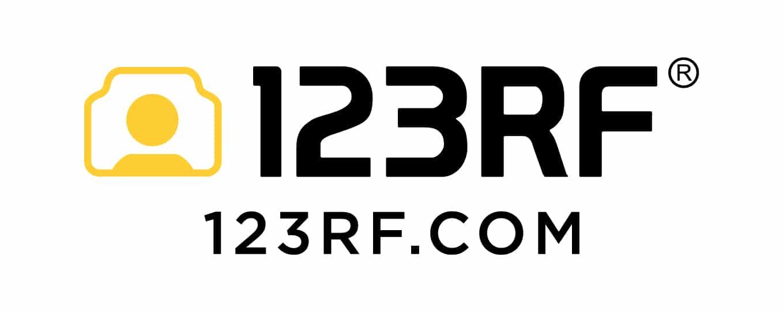 Logo 123RF