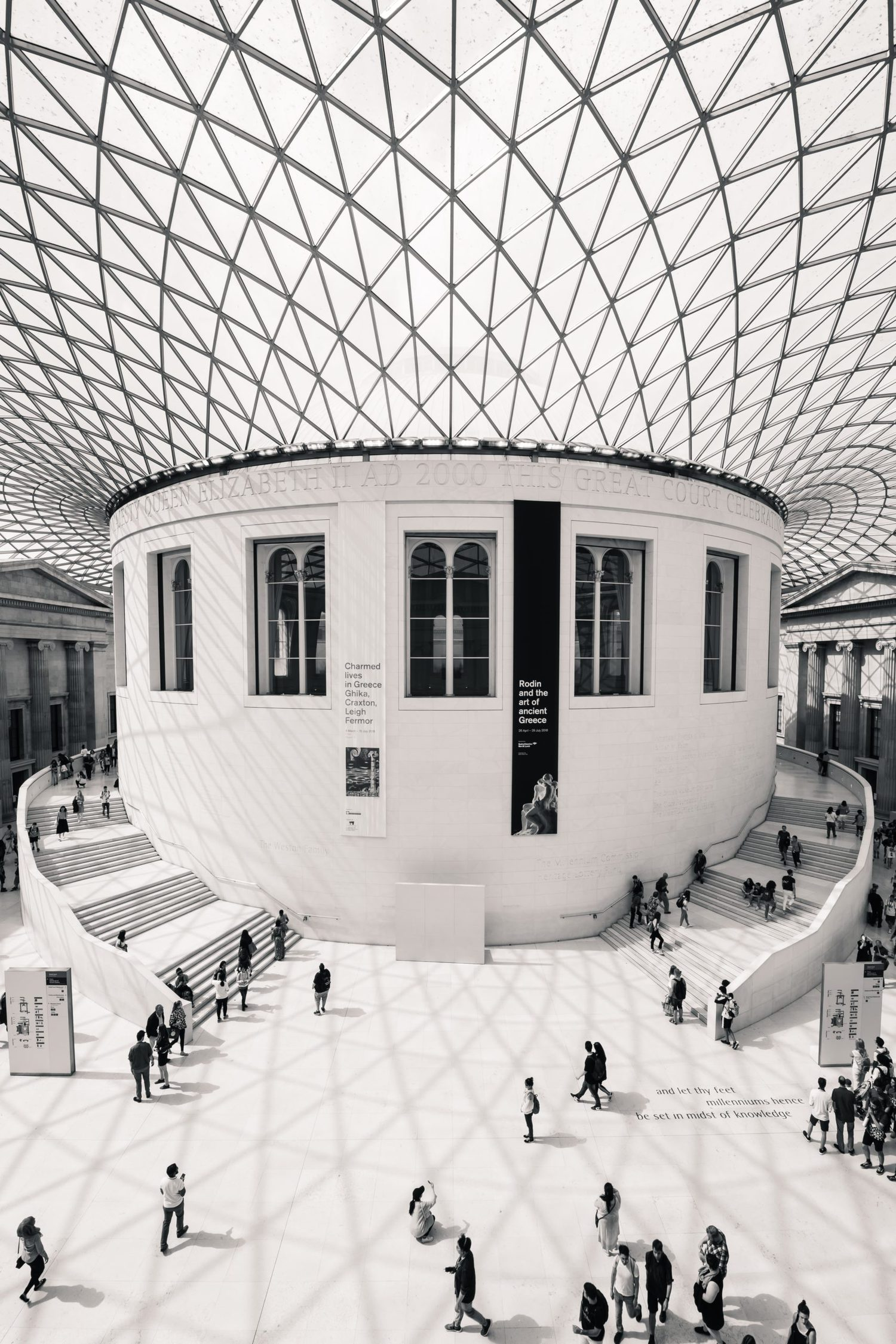 museo londres fotografía