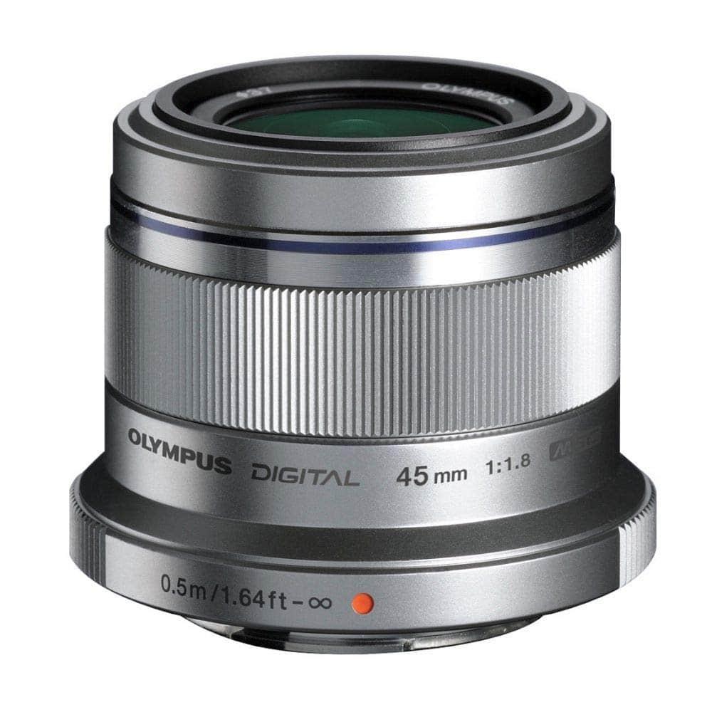 M.Zuiko Digital 45mm f/1.8