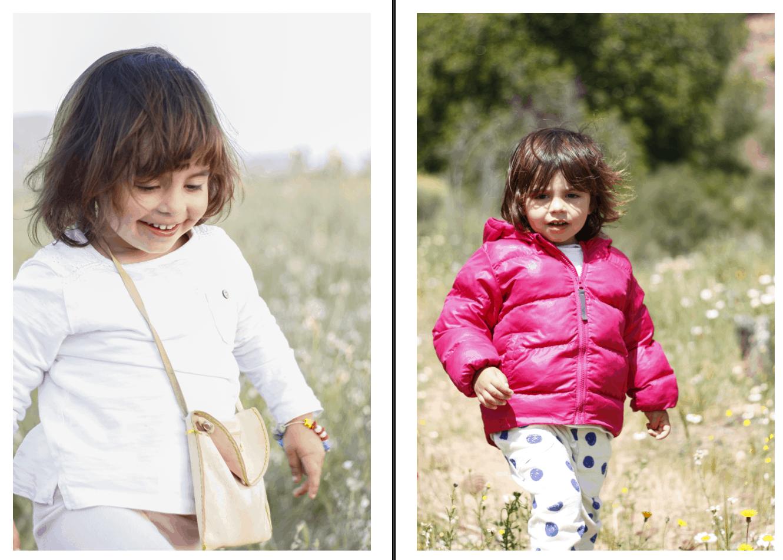 Comparativa de retrato con distintos tipos de luz