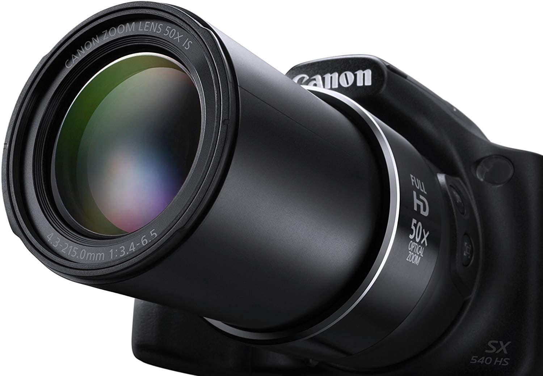 Canon SX540 zoom